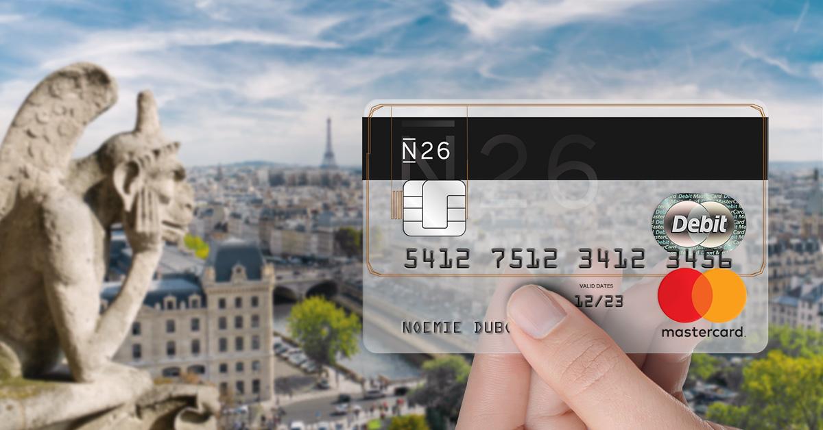 N26 Paypal