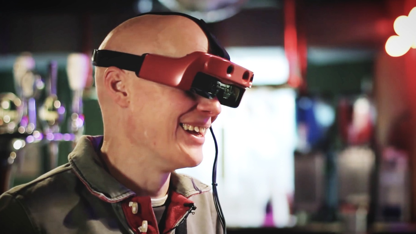 Oxsight Uses Augmented Reality To Aid The Visually