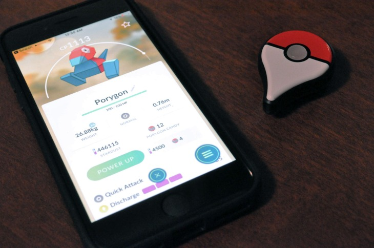 Pokémon GO is getting PvP by the end of the year | TechCrunch