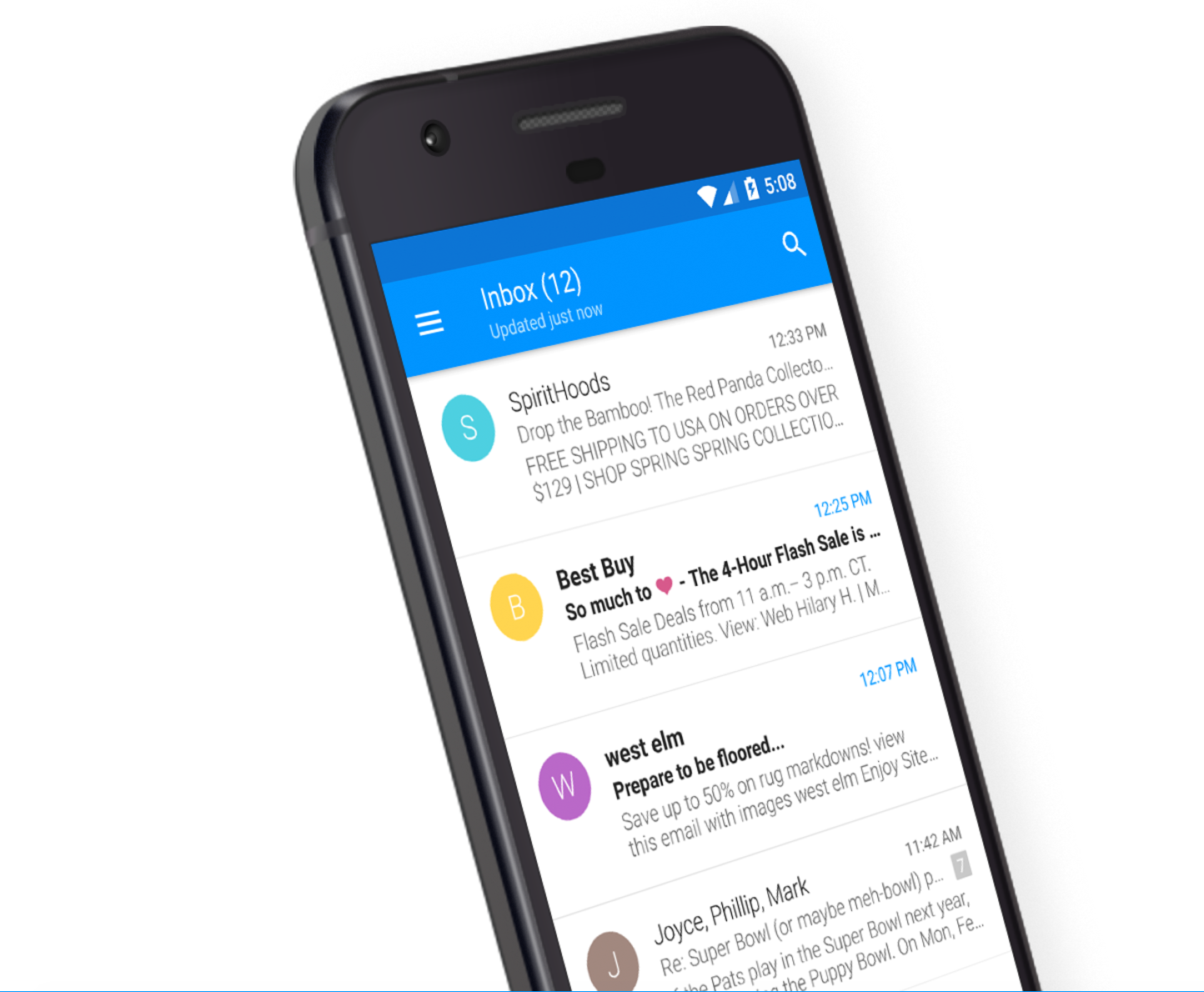 EasilyDo brings its powerful Email app to Android – TechCrunch