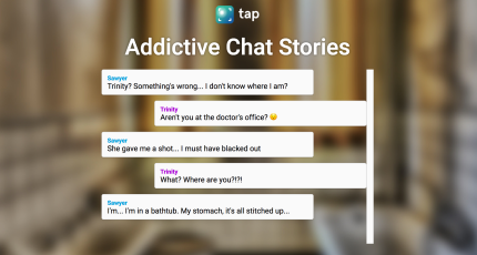 Wattpad debuts Tap, an app for reading chat-style short