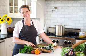 Sun Basket Executive Chef, Justine Kelly