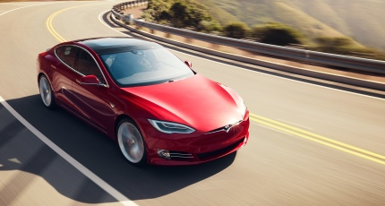 Tesla S P100d Variant Model Ha A New Low Record Time For 0 To 60 Mph Acceleration That Is In Test Conducted By Motor Trend Using