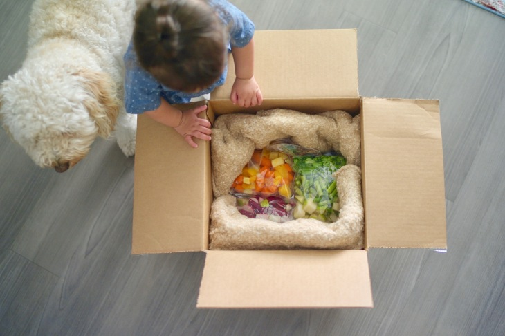 Thistle launches meal kits to make nutritious baby food at home thistlebabymealkit forumfinder Choice Image