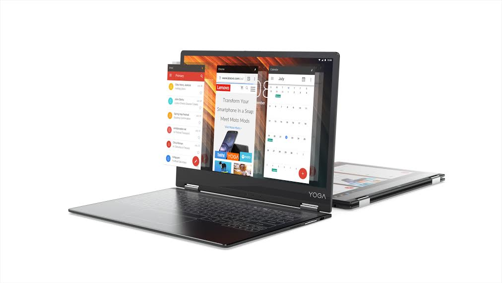 Lenovo S New 300 Android Tablet Features The Yoga Book S Keyboard Sketchpad Techcrunch
