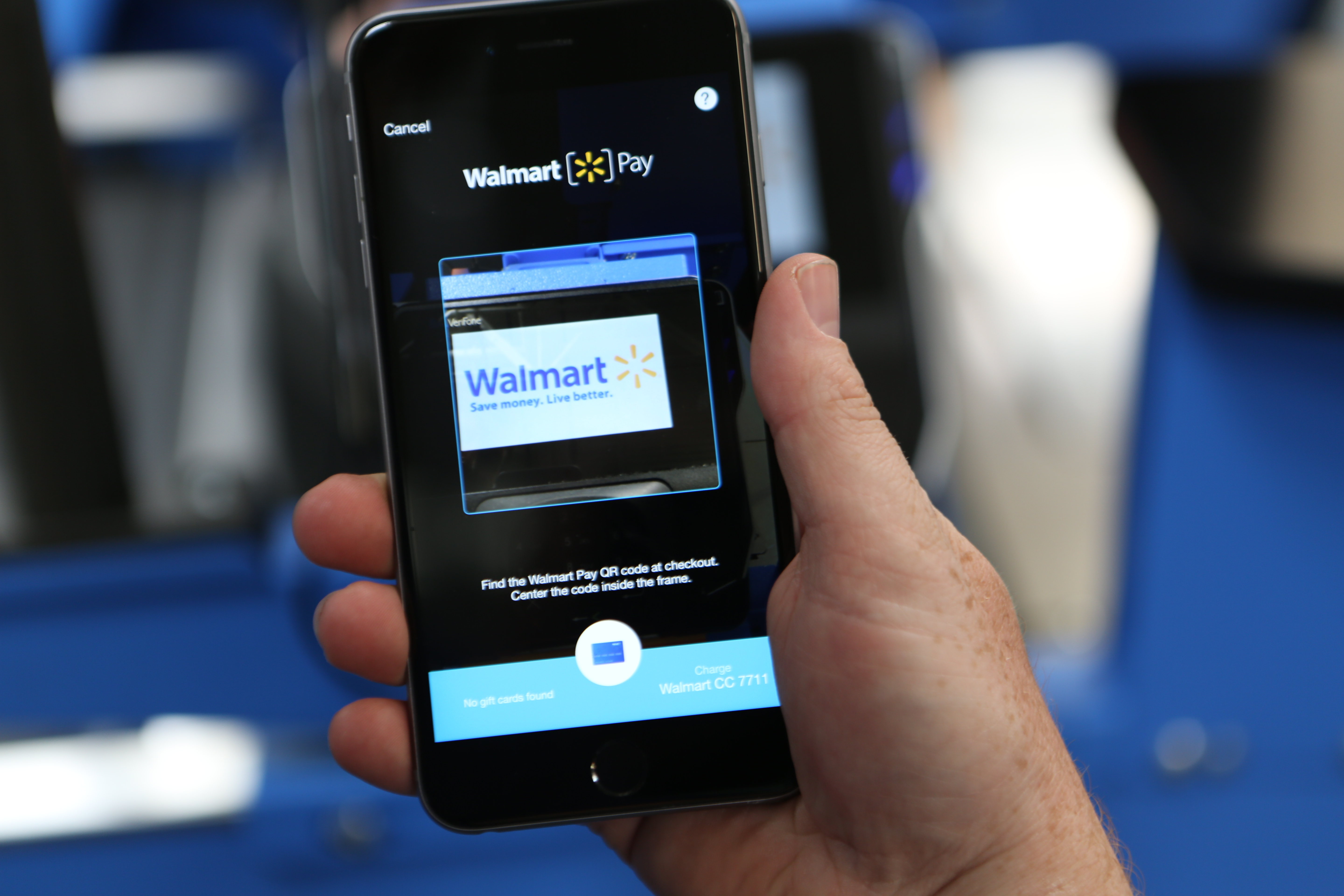 Walmart's app will now let Pharmacy and Money Services customers