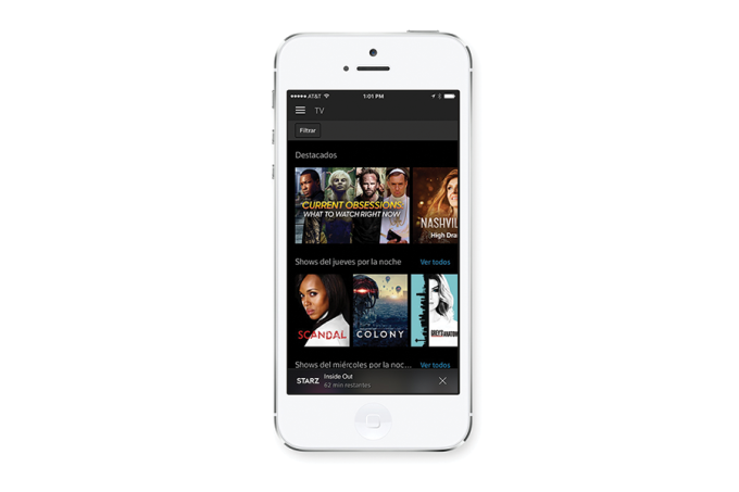 Comcast rolls out a new Stream TV app for its cable and