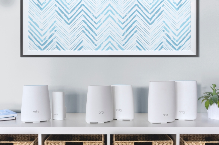 Netgear announces two new Orbi routers | TechCrunch