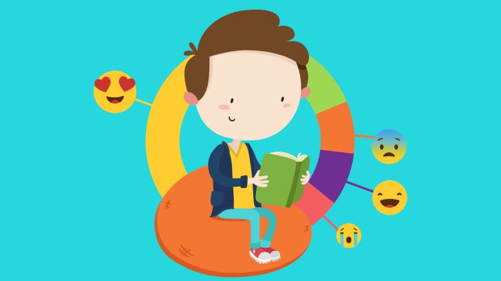 Beek is the emoji-based book review site aiming to change e