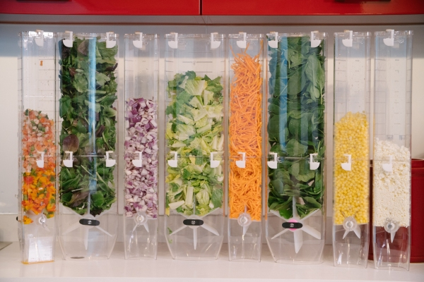 Chowbotics raises $11 million to move its robot beyond salads chowbotics detail sally