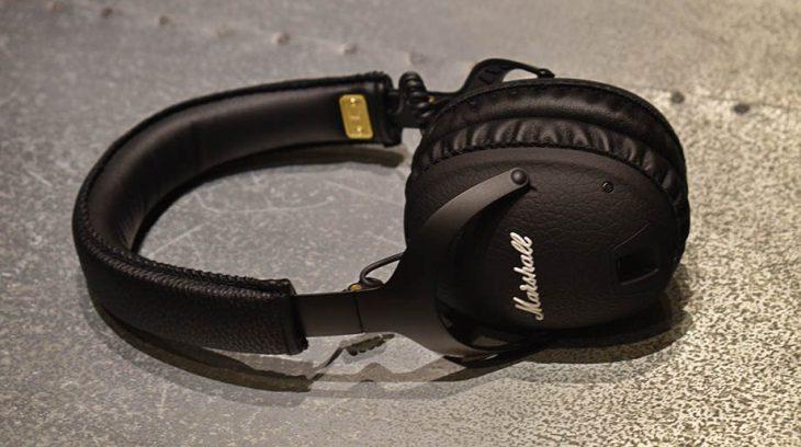 Marshall's Monitor Bluetooth headphones are crisp but