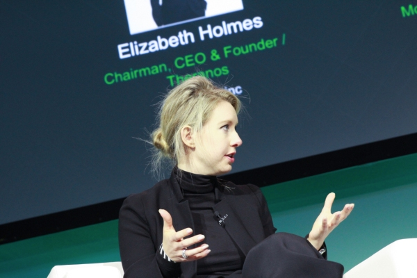 Original Content podcast: 'The Inventor' offers a compelling overview of the Theranos saga elizabeth holmes11