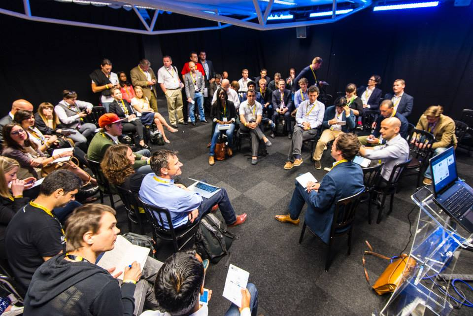 The hottest investors at The Europas, & your specially discounted ticket europas breakouts