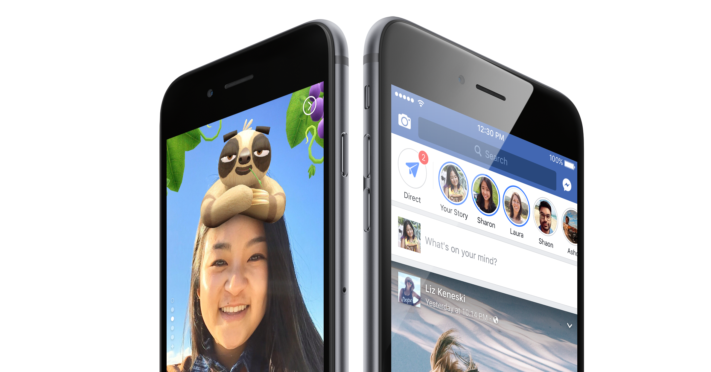 Facebook Stories unlocks public sharing | TechCrunch