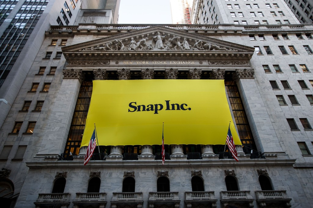 Snap appoints new execs as it aims to keep 2019 momentum