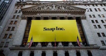 Tencent could play a role redesigning Snapchat following $2B