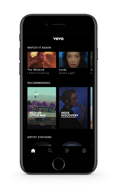 Vevo aims for more traction with Watch Party, a chatroom for