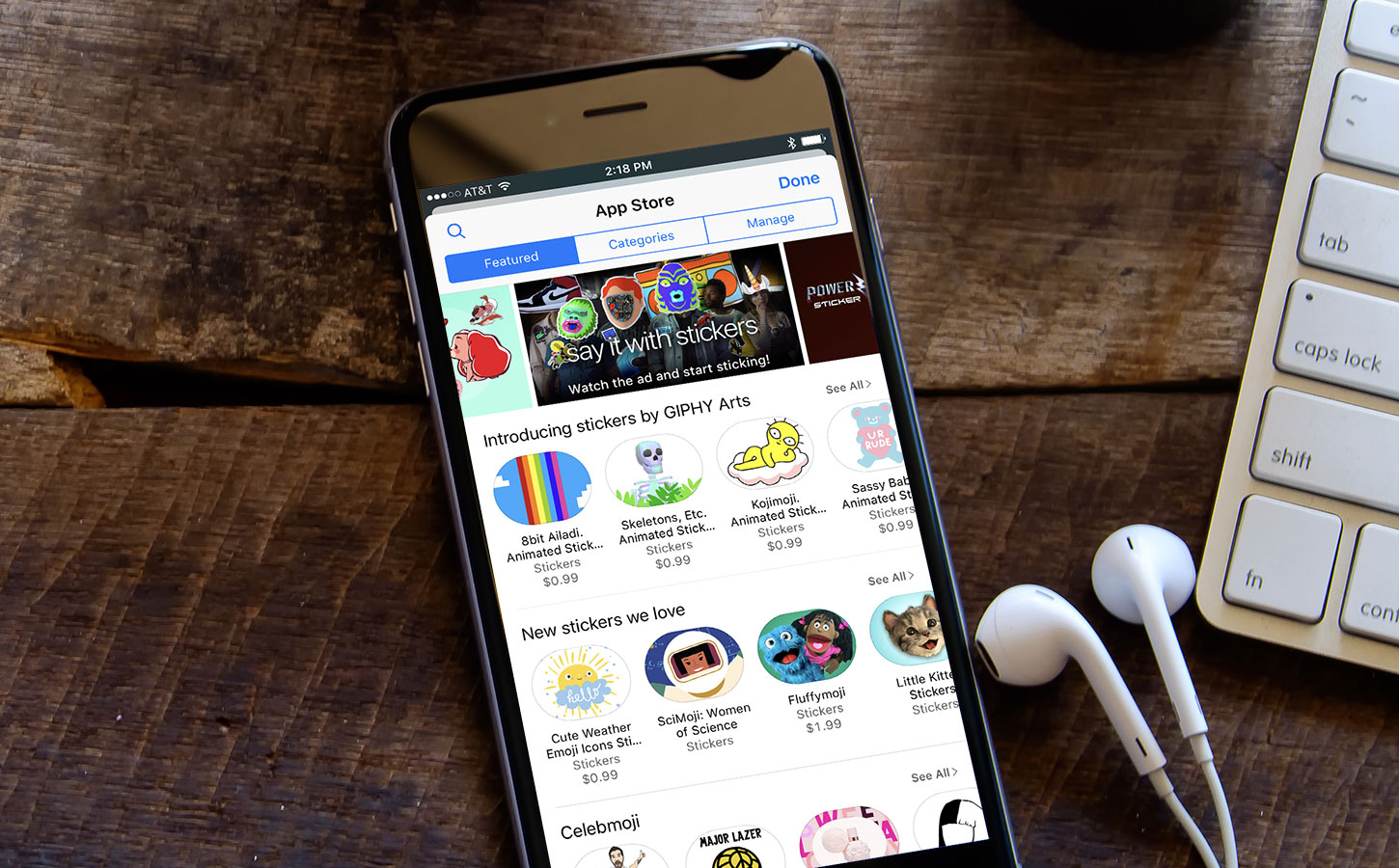 Six months in, iMessage App Store growth slows as developers lose