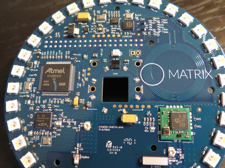 The Matrix Voice is an Alexa for your Raspberry Pi | TechCrunch