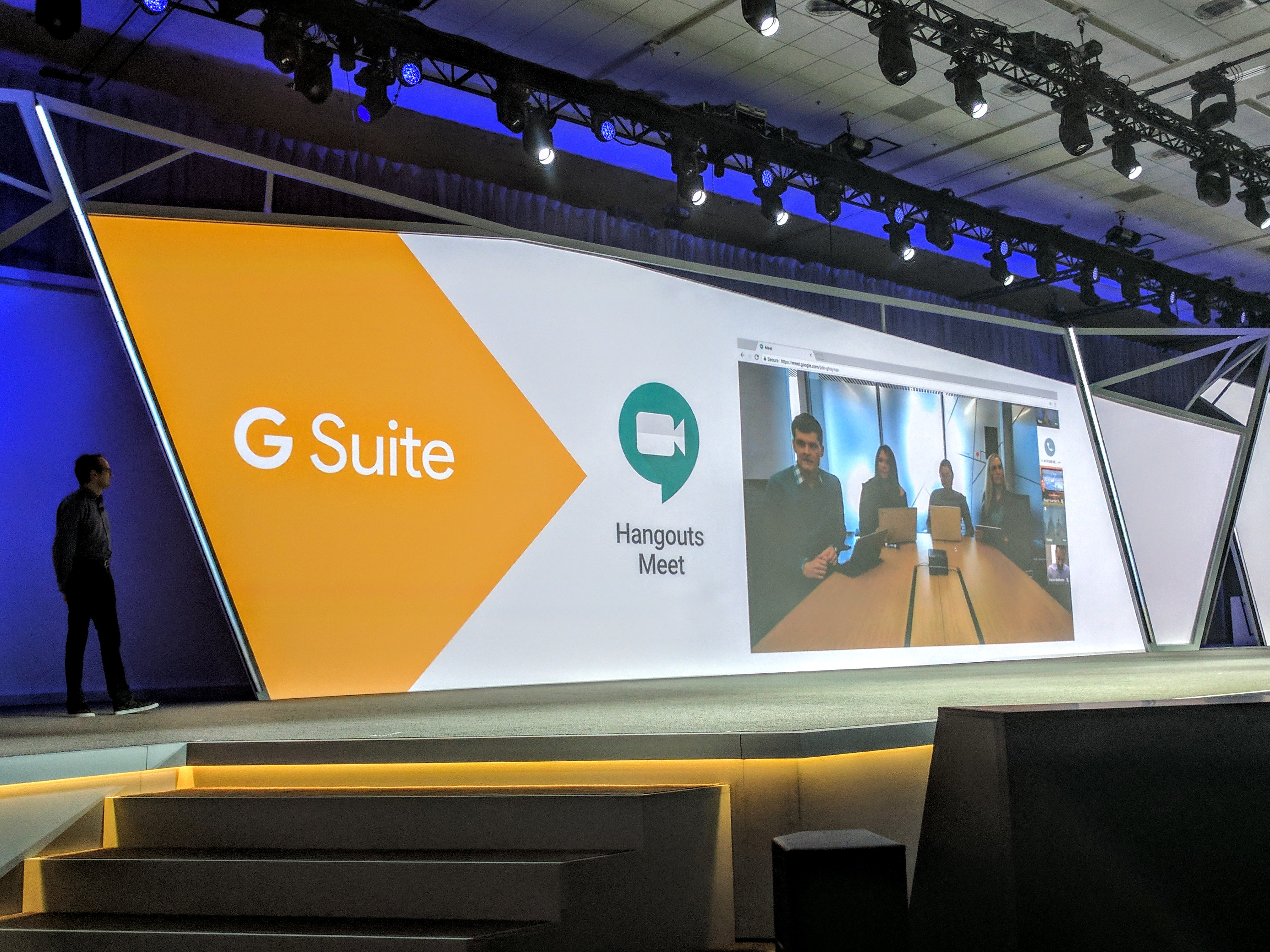 Google starts migrating all G Suite users from Hangouts to Meet