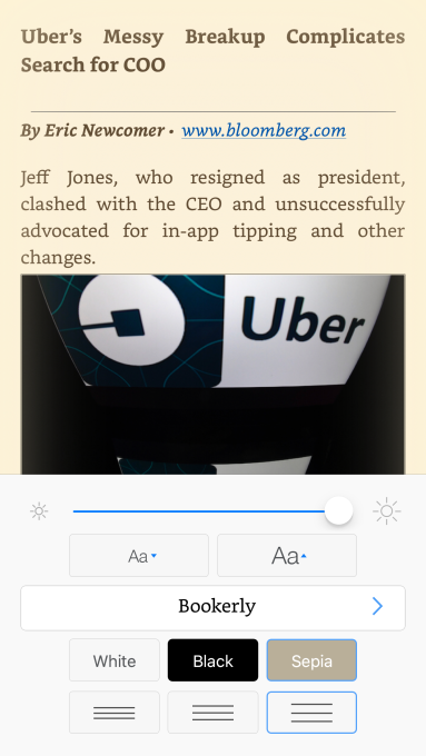 """Kindle for iOS finally gets the """"Send to Kindle"""" feature"""