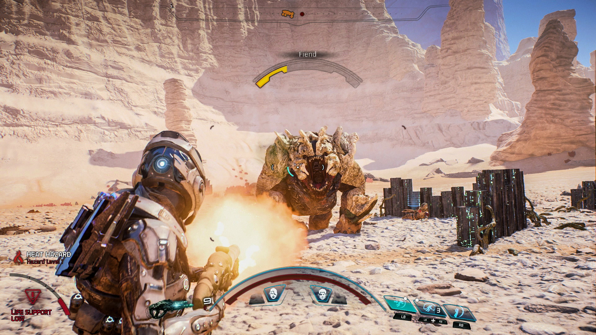 Mass Effect Andromeda Offers Plenty Of Gameplay Depth Despite Some Faults Techcrunch