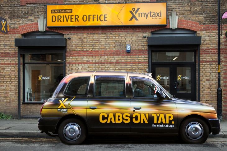 Hailo app being parked in London as mytaxi migration kicks