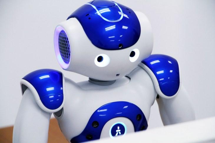 teaching robots how to trust techcrunch