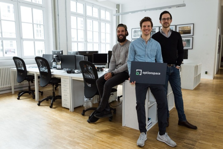 Germany S Optionspace Wants To Be An Airbnb For Office Space