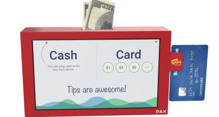 Pax Is A Smart Tip Jar For Rideshare Drivers Techcrunch