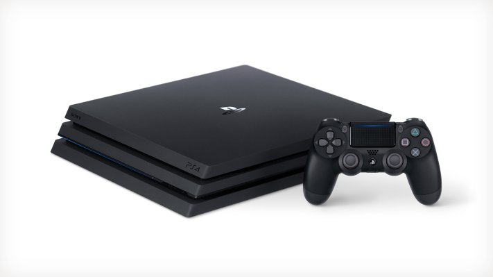There's a New PS4 Pro and It's Much Quieter than the Original