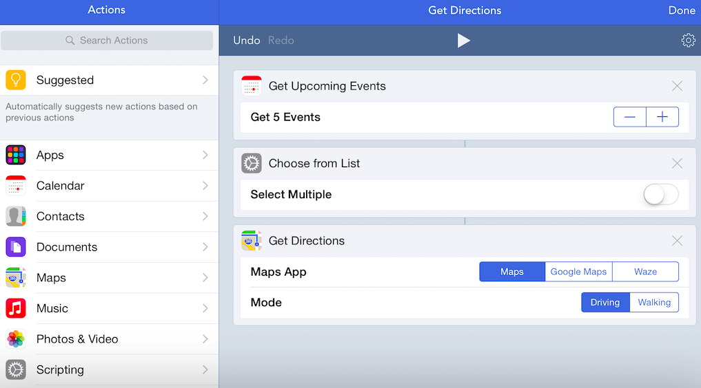 Apple has acquired Workflow, a powerful automation tool for