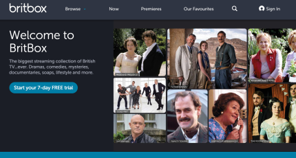 British TV streaming service BritBox launches in U S  | TechCrunch