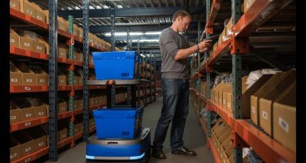 6 River Systems raises $25 million for warehouse robots