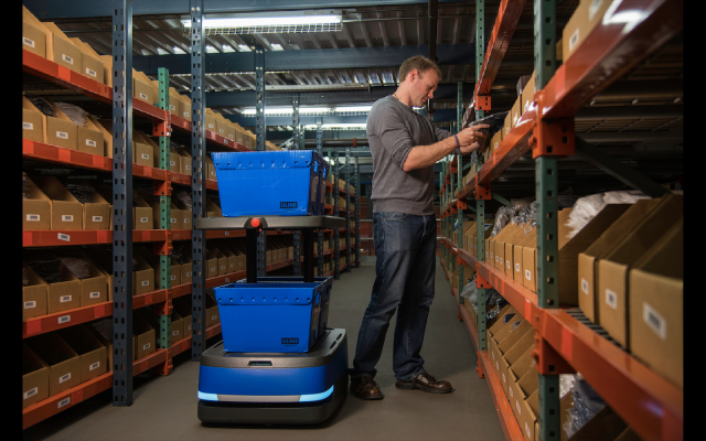 Shopify buys warehouse automation tech developer 6 River Systems for $450 million