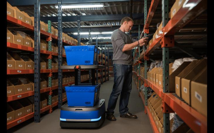 Shopify buys warehouse automation tech developer 6 River