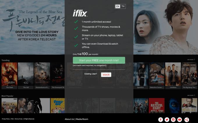 Netflix rival Iflix reveals its first original content