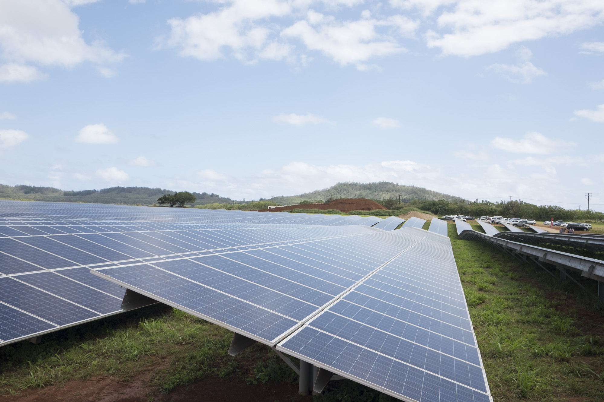 Tesla's Kauai solar storage facility offers a glimpse of the