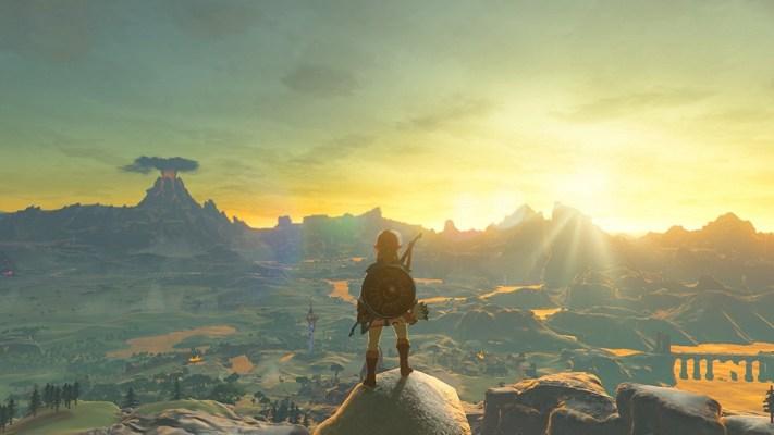 Nintendo is bringing Zelda and Mario into virtual reality