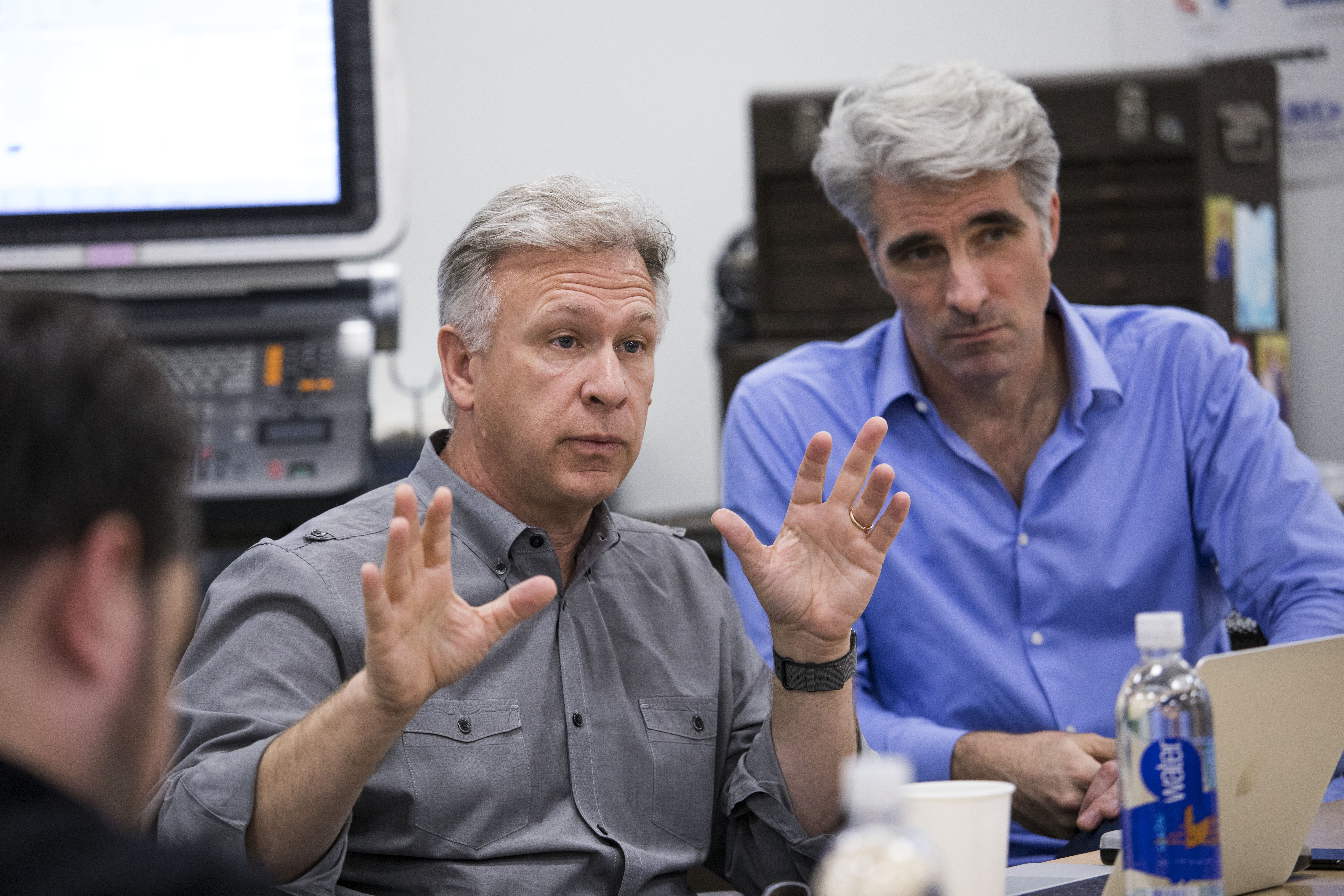 Transcript Phil Schiller Craig Federighi And John Ternus On The State Of Apple S Pro Macs Techcrunch