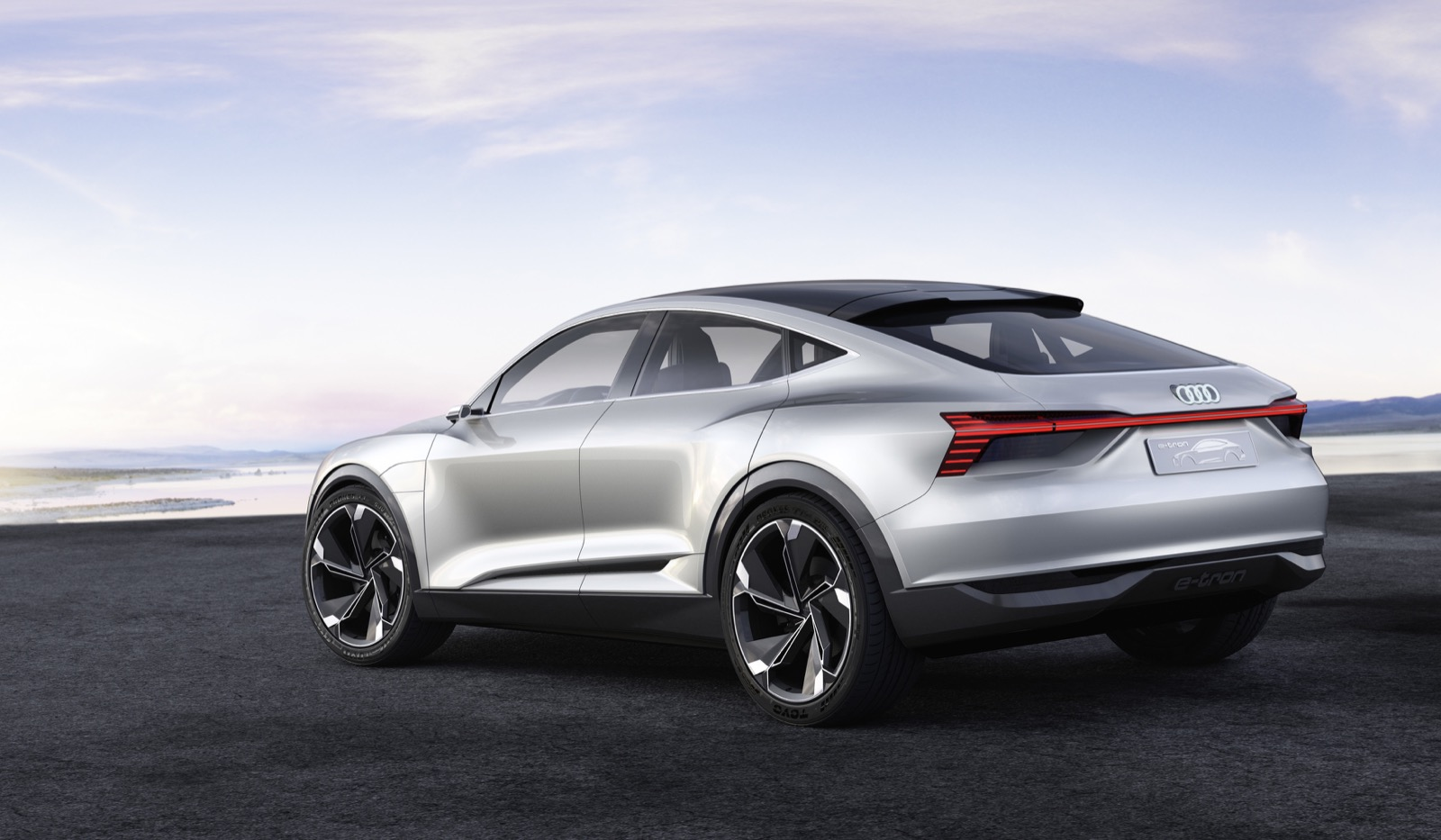 Audi E Tron Sportback Concept