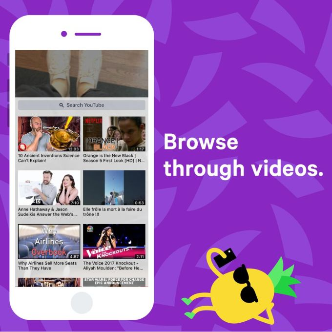 Tumblr launches Cabana, a new app for watching videos with friends