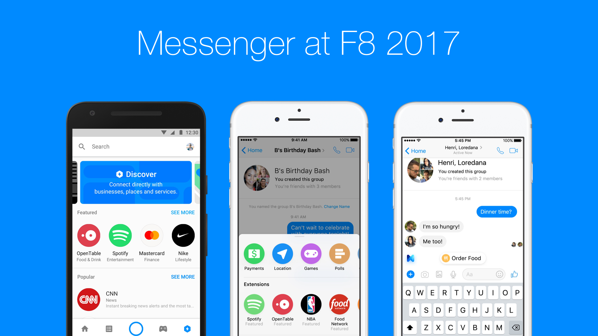 messenger discovery