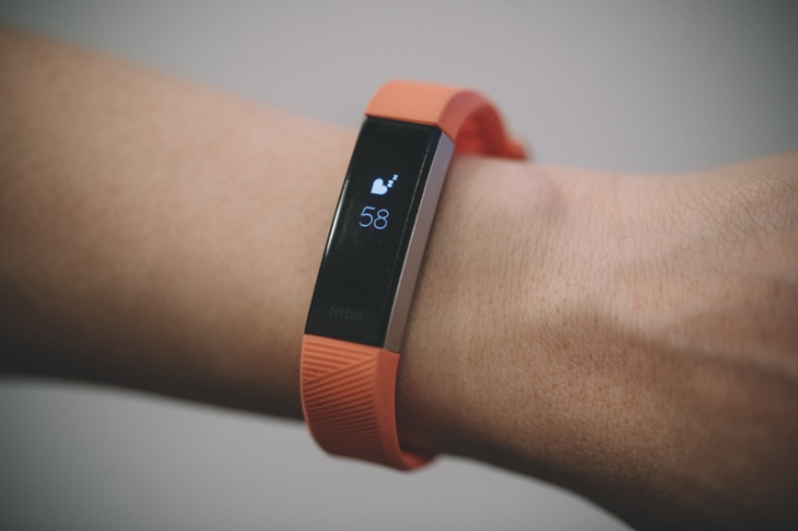 A first-time wearables user reviews the Fitbit Alta HR