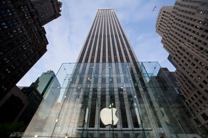 No, the 5th Ave Apple Store\'s glass cube isn\'t going anywhere ...