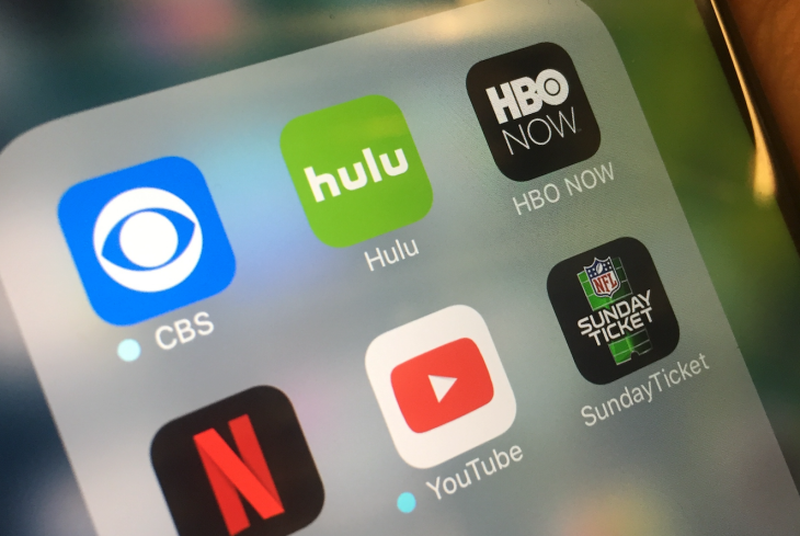 Apple TV and Android see increase in streaming video