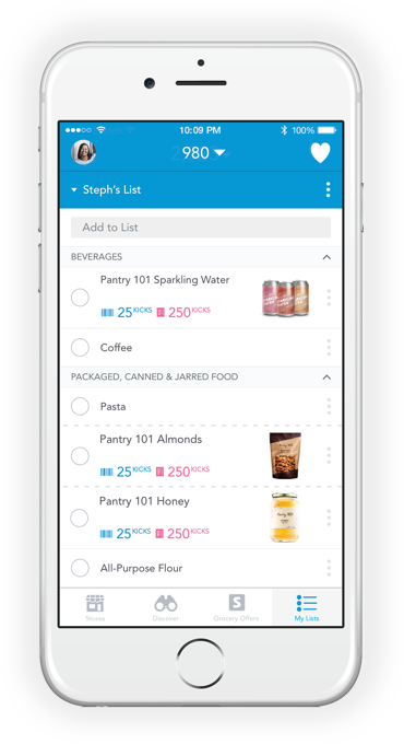Shopkick's rewards shopping app expands to grocery stores | TechCrunch