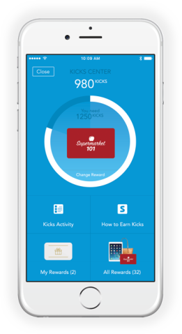 Shopkick's rewards shopping app expands to grocery stores   TechCrunch
