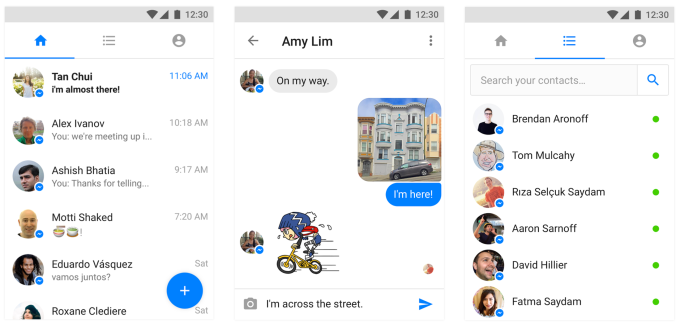 messenger lite apk latest version download for android