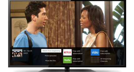 Roku TVs now know what you're watching, will suggest related shows